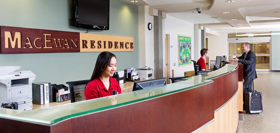 Macewan University Residences Edmonton Tourism