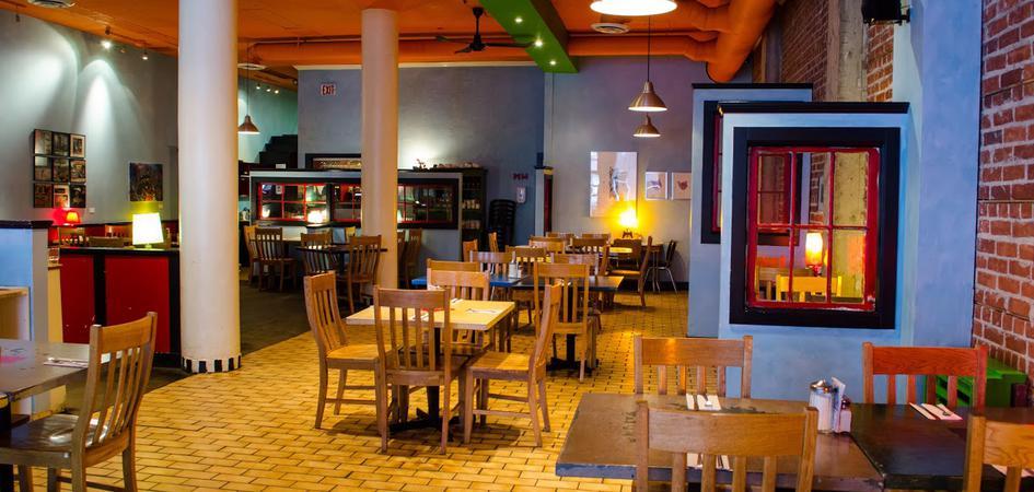 Blue plate diner menu - Brooklyn gluten free pizza