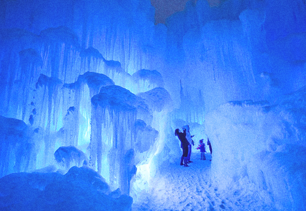 Silver Skate Festival and Ice Castles