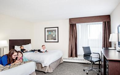 Best Western West Edmonton Mall Hotel