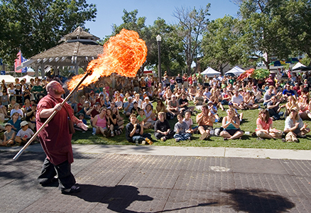 Things to do in Edmonton in August International Fringe Theatre Festival
