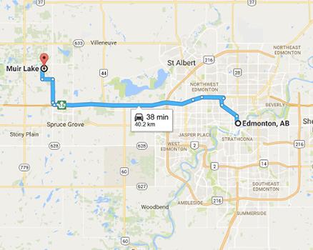 Best Places To Go Fishing Near Edmonton Edmonton Tourism - Where is edmonton