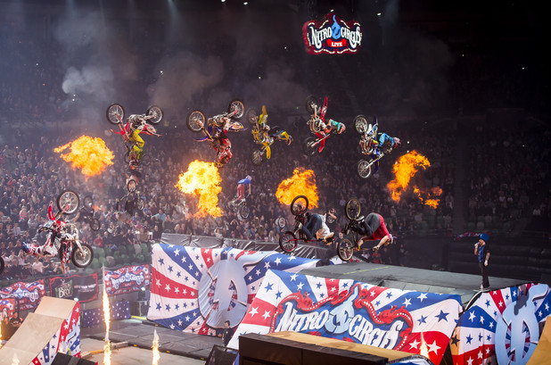 Nitro Circus Live Edmonton