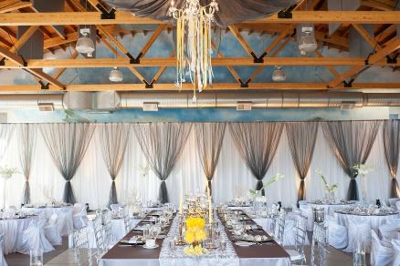Unique Wedding Venues Edmonton Blatchford Hangar