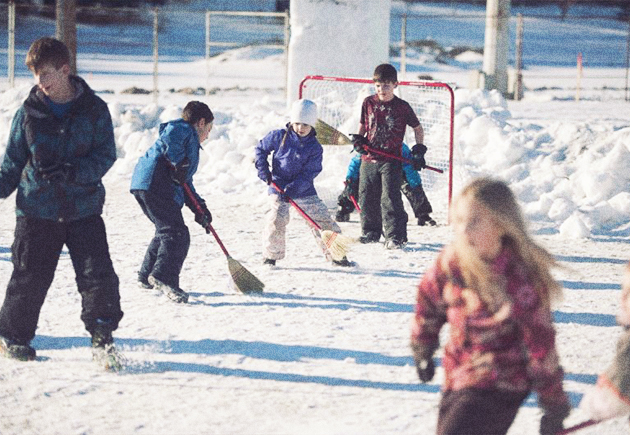 Silver Skate Original Experience Edmonton