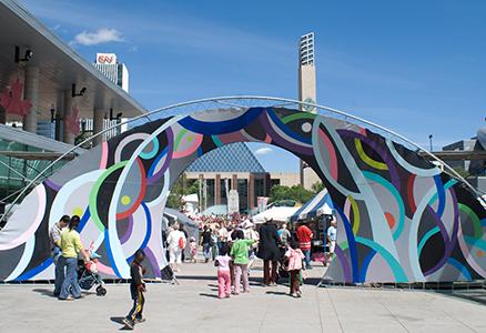 Things to do in Edmonton in June The Works Art & Design Festival