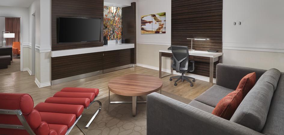 Delta Hotels By Marriott Edmonton Centre Suites By Marriott