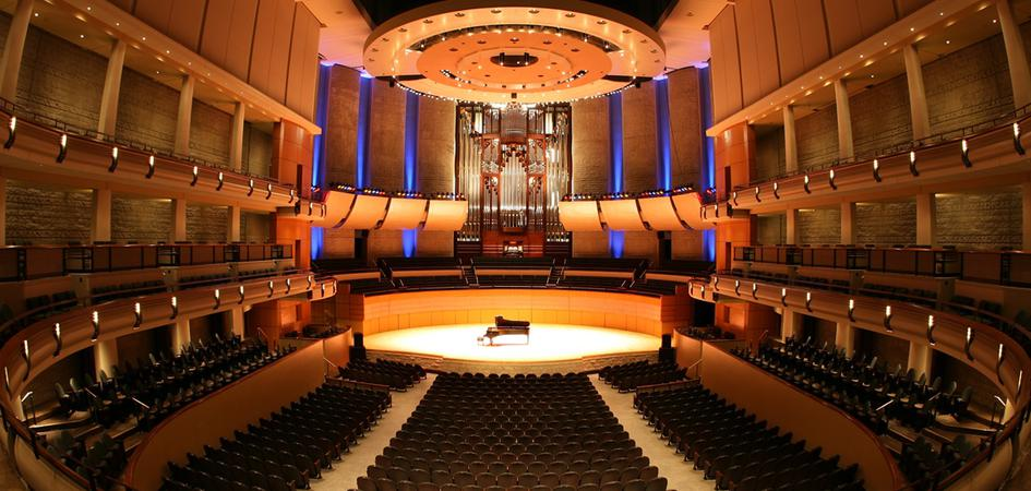 winspear seating chart: Francis winspear centre for music winspear centre edmonton tourism