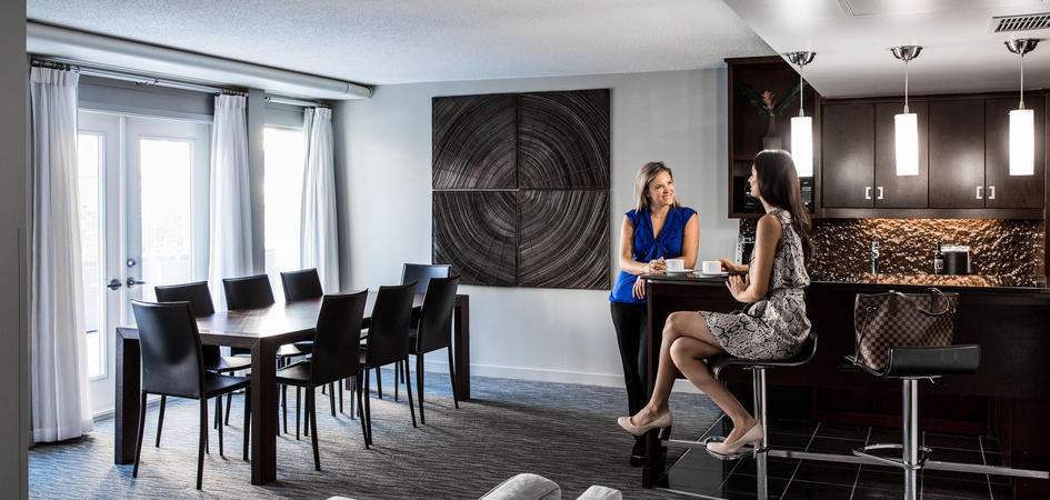 Matrix Hotel Prism Room