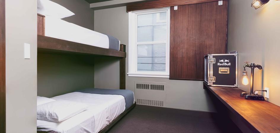 crash hotel edmonton tourism. Black Bedroom Furniture Sets. Home Design Ideas